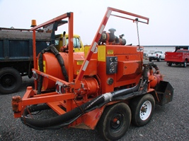Dura Patcher Duratank For Sale - Pavement Repair