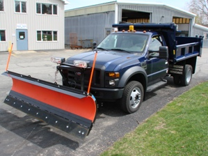 Everest Snow Plow Model: RL Series Trip Edge