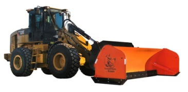 Scoop Dogg Snow Pusher - Loader Model